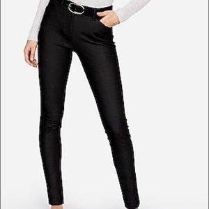 Express Mid Rise Ankle Pant NWT